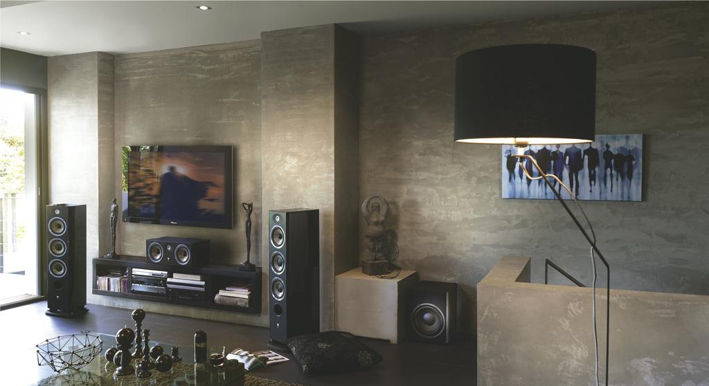 Az 5 legnépszerűbb és legjobb álló hangsugárzó, Denon Store
