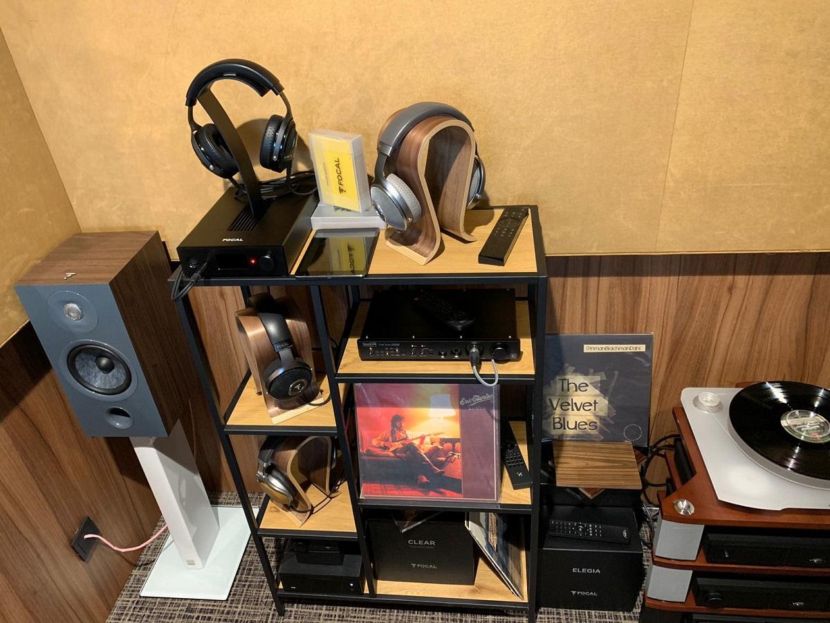 Hogyan válasszunk high end fejhallgatót?, Denon Store