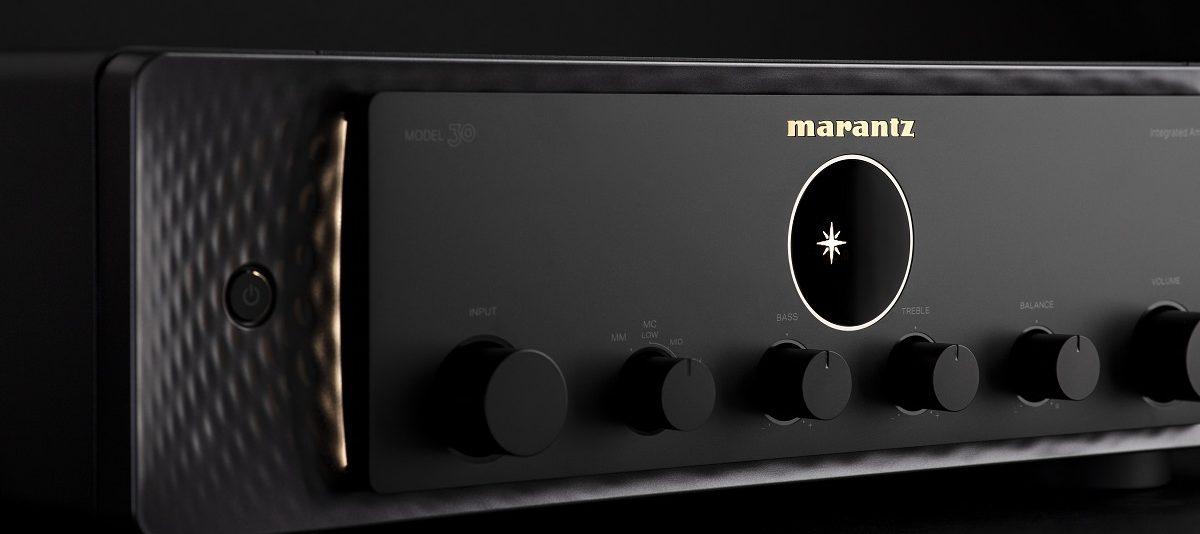Marantz MODEL 30 és SACD 30n, A zenéd mindig jobban szól egy Marantz-on! Marantz MODEL 30 és az SACD 30n, Denon Store