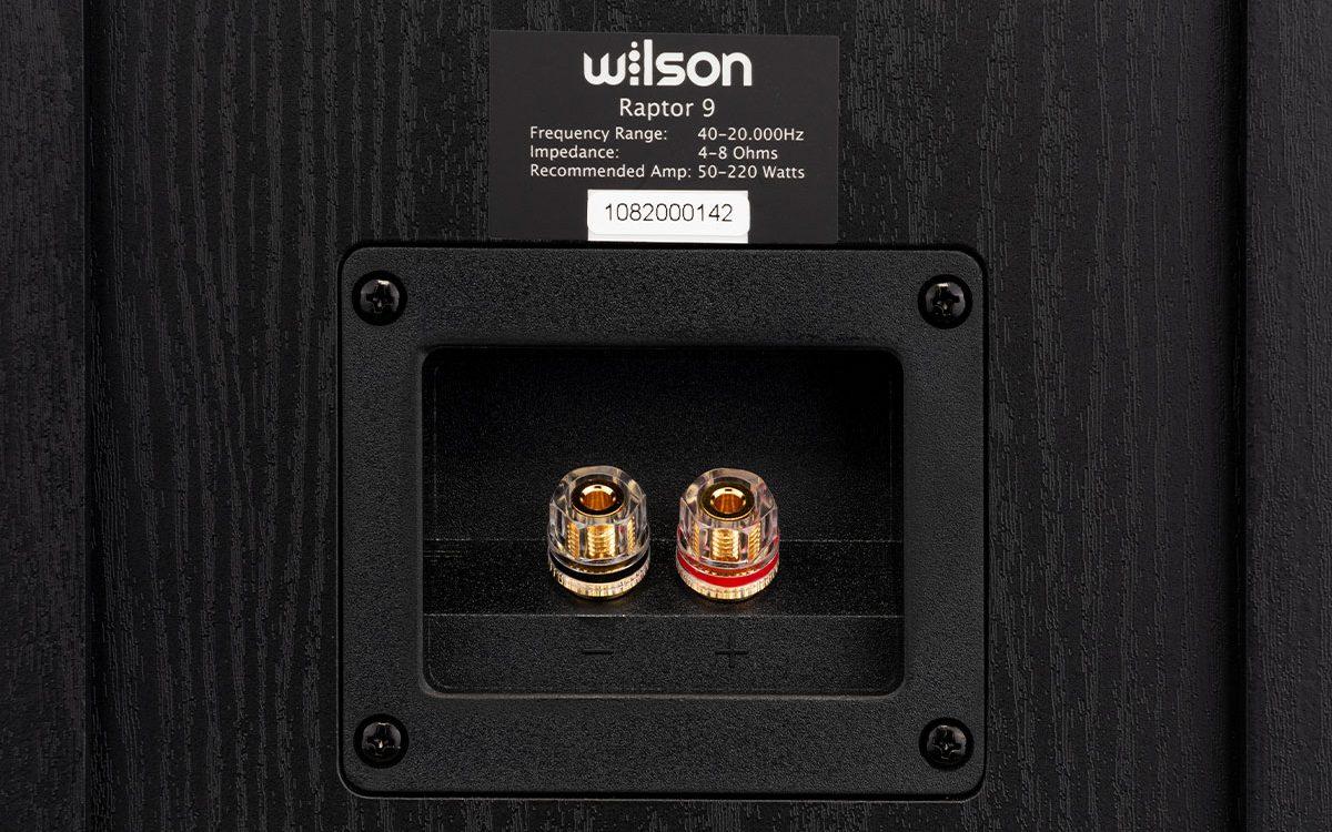 Bemutatjuk a Wilson legújabb modelljét – Raptor 9-et, Denon Store